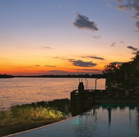 4* David Livingstone Safari Lodge & Spa, Zambia for 3 Nights from R10 990 per person sharing