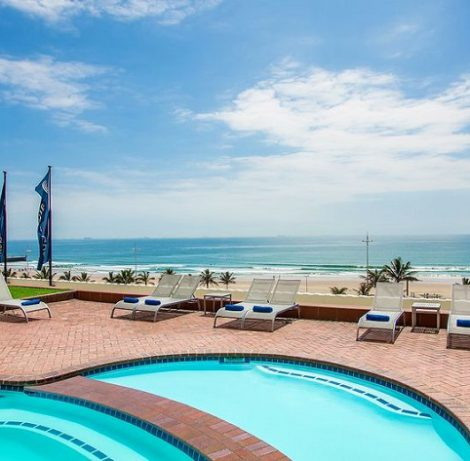 3* Garden Court South Beach - Golden Mile, Durban for 2 nights from R1 835 per person sharing - Self Drive