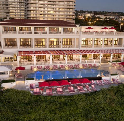 5* Oyster Box - A Royal Affair -  Umhlanga Rocks for 3 Nights from R7 635 per person sharing - Self drive