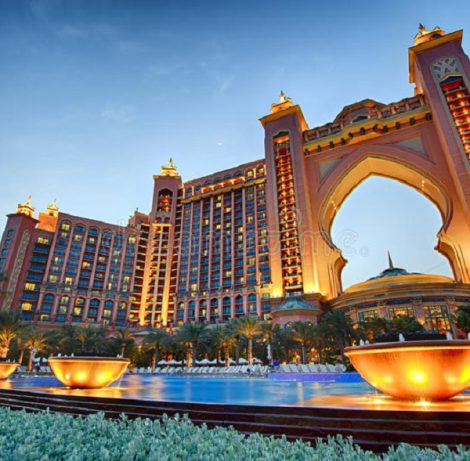 5* Atlantis The Palm - Dubai for 3 nights from R17 999 per person sharing