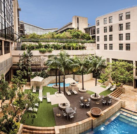 3* Garden Court Umhlanga for 2 Nights from R1 659 per person sharing - self drive