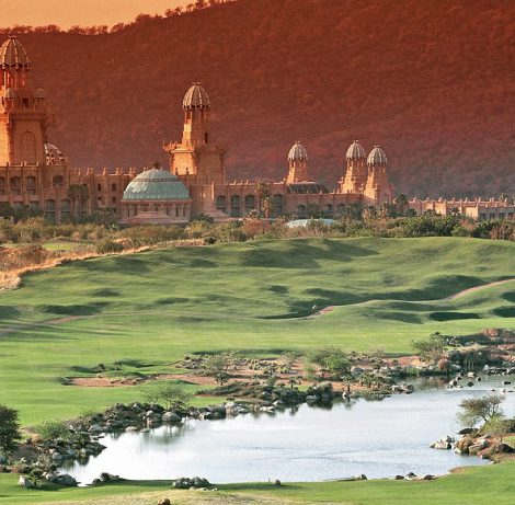 5* The Palace of the Lost City, Sun City for 2 nights from R3 125 per person sharing - self drive