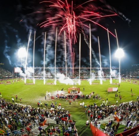Dubai Rugby Sevens for 3 Nights from R13 699 per person sharing