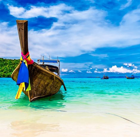 Thailand 3 Island Combo for 10 Nights from R15 495 per person sharing