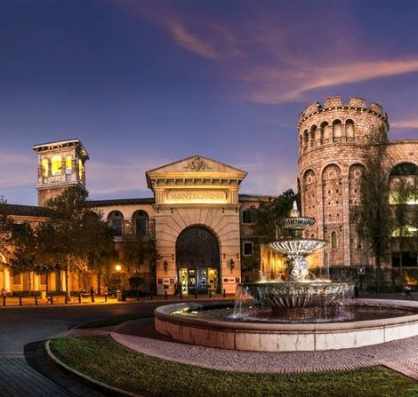 4* SunSquare Montecasino & Mangwanani Magical Night Spa for 1 night from R2 792 per person sharing