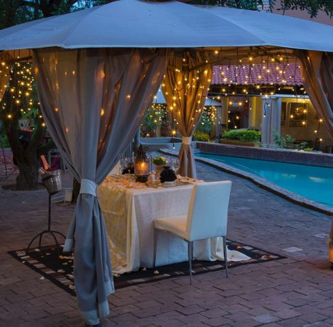 Casa Toscana Pretoria - Romantic Spa Breakaway for 1 night from R1358 per person - Self drive