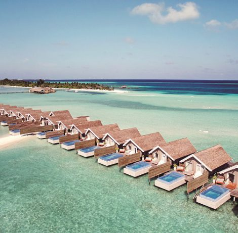 5* LUX South Ari Atoll - Maldives for 7 nights from R43 198 per person sharing