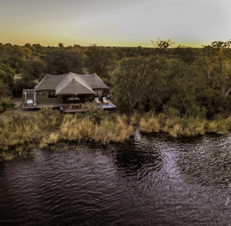 4* Old Drift Lodge - Victoria Falls for 3 nights from R17 370 per person sharing