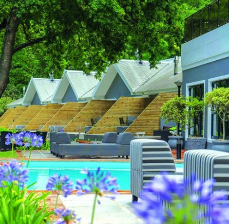 Silver Forest Boutique Lodge & Spa - Somerset West for 2 nights from R1500 per person sharing - Self drive